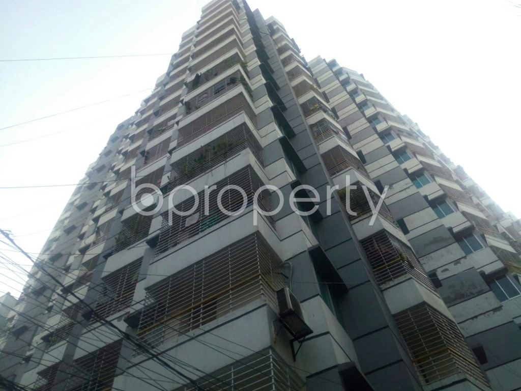 Outside view - 2 Bed Apartment for Sale in Badda, Dhaka - 1845485