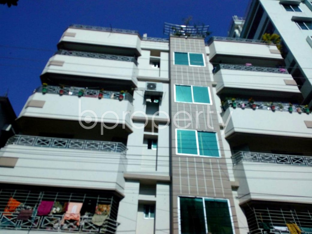 Front view - 4 Bed Apartment for Sale in 4 No Chandgaon Ward, Chattogram - 1845717