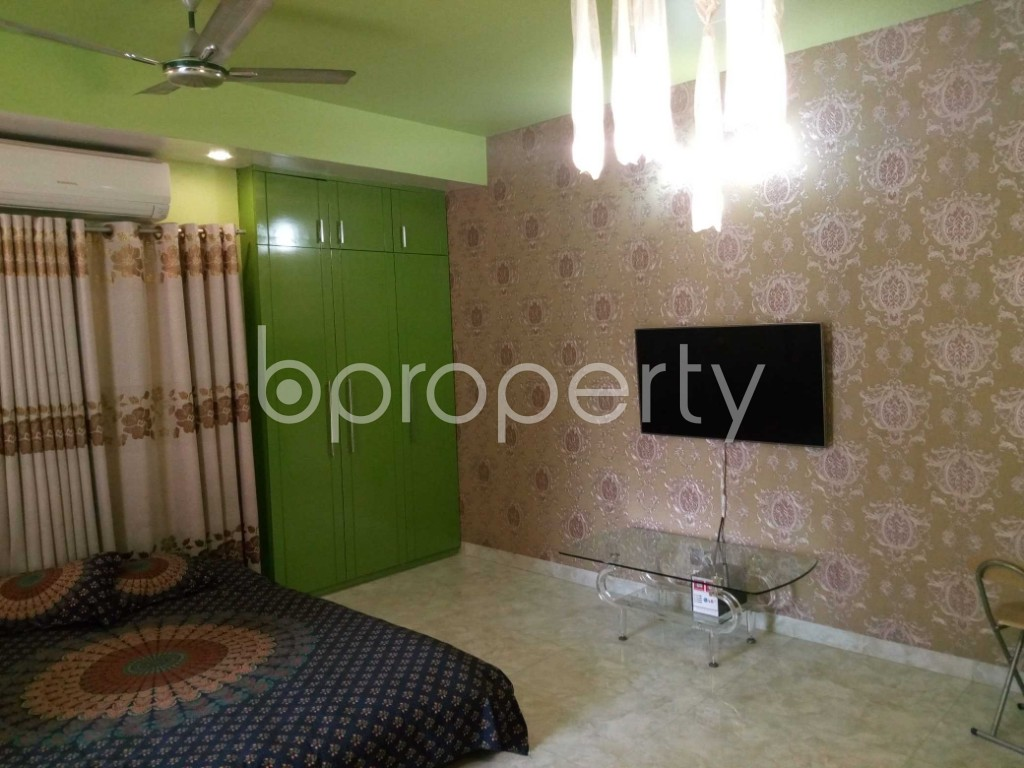Bedroom - 3 Bed Apartment for Sale in Badda, Dhaka - 1845720