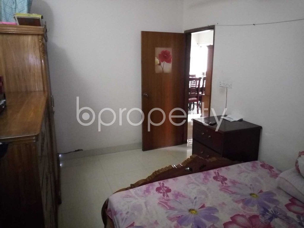 Bedroom - 3 Bed Apartment for Sale in Badda, Dhaka - 1845763