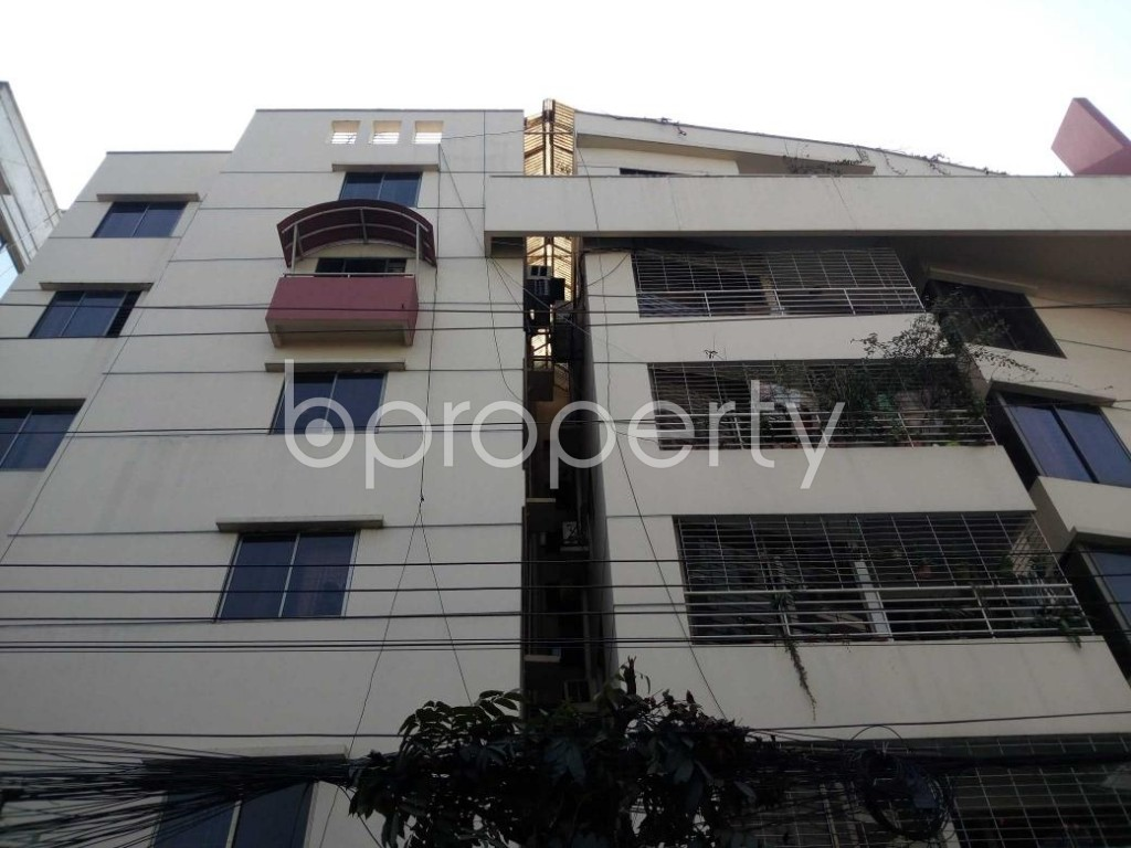 Front view - 3 Bed Apartment for Sale in Gulshan, Dhaka - 1845863