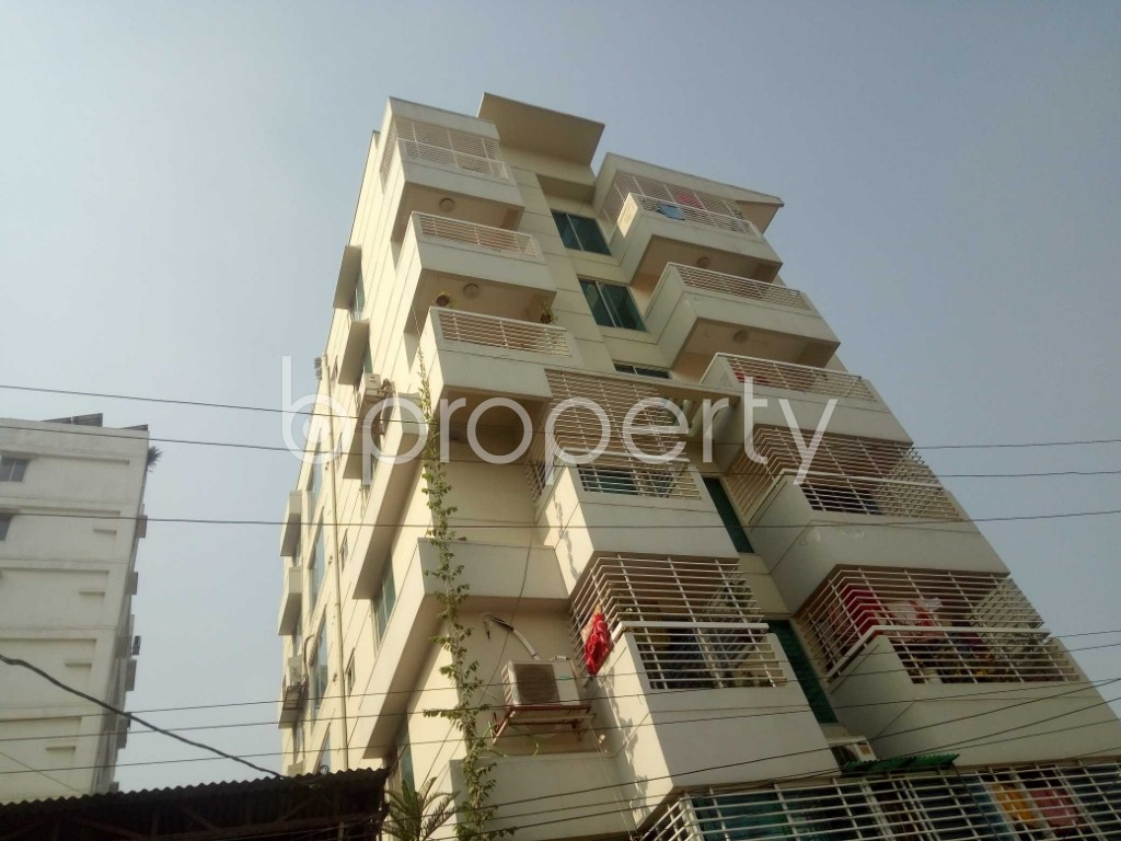 Outside view - 3 Bed Apartment to Rent in Baridhara, Dhaka - 1846128