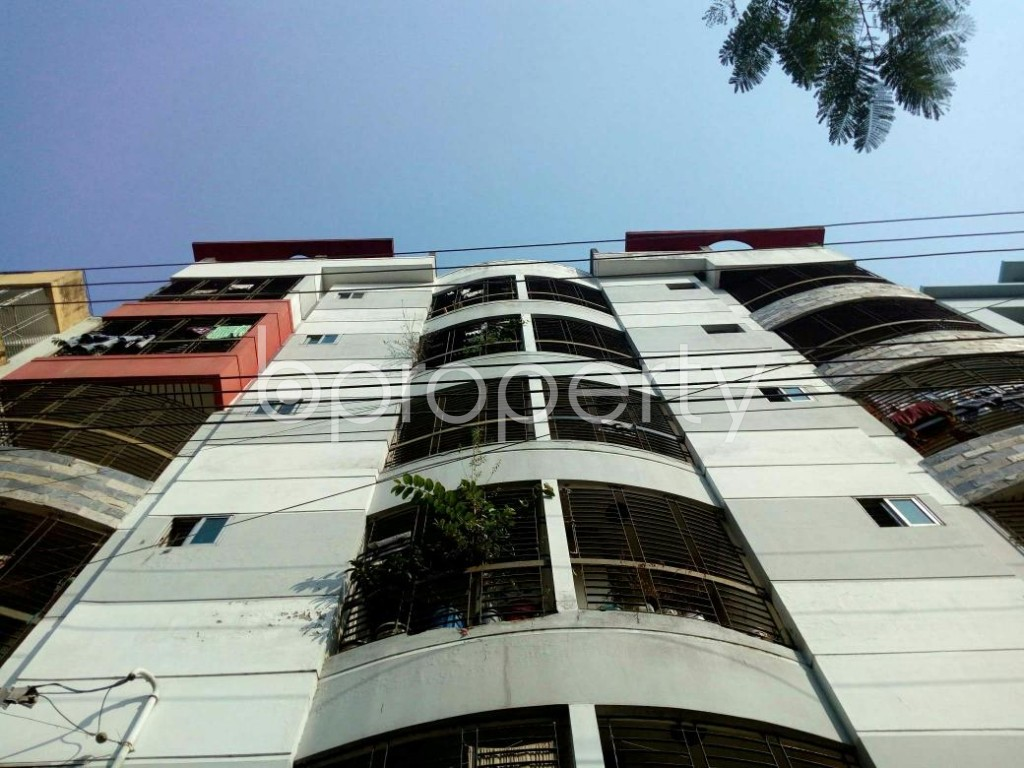 Front view - 5 Bed Duplex to Rent in Mirpur, Dhaka - 1846132
