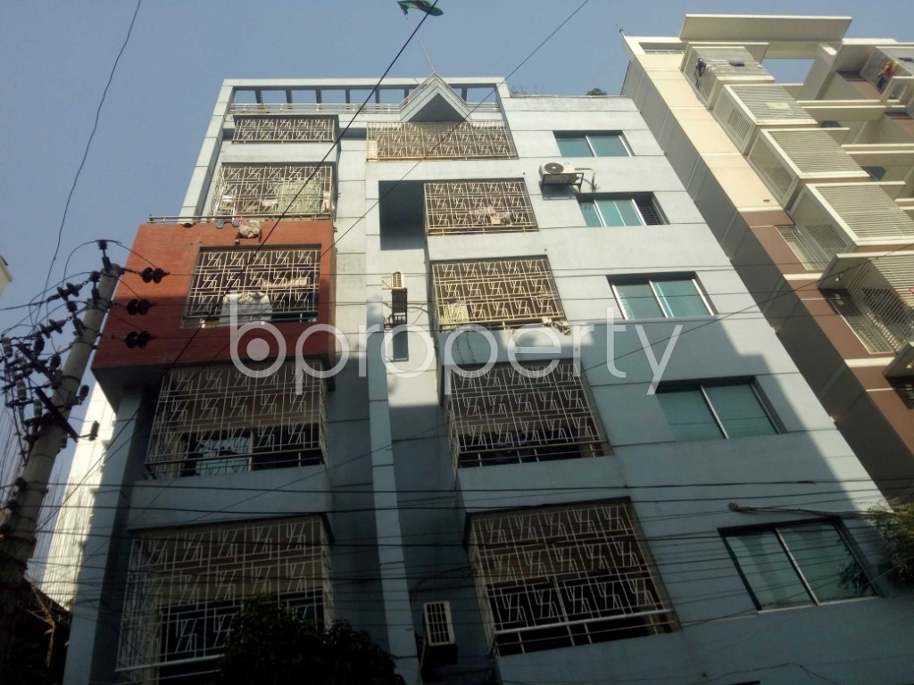 Front view - 4 Bed Apartment to Rent in Baridhara, Dhaka - 1846255