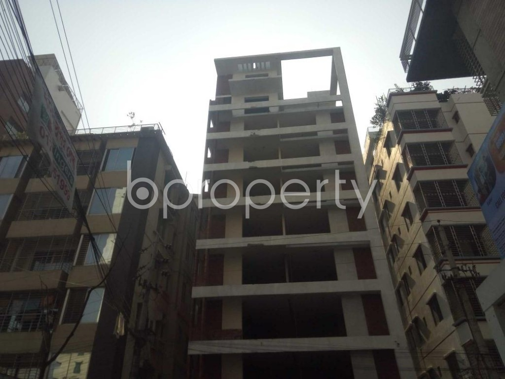 Front view - 3 Bed Apartment to Rent in Baridhara, Dhaka - 1846256