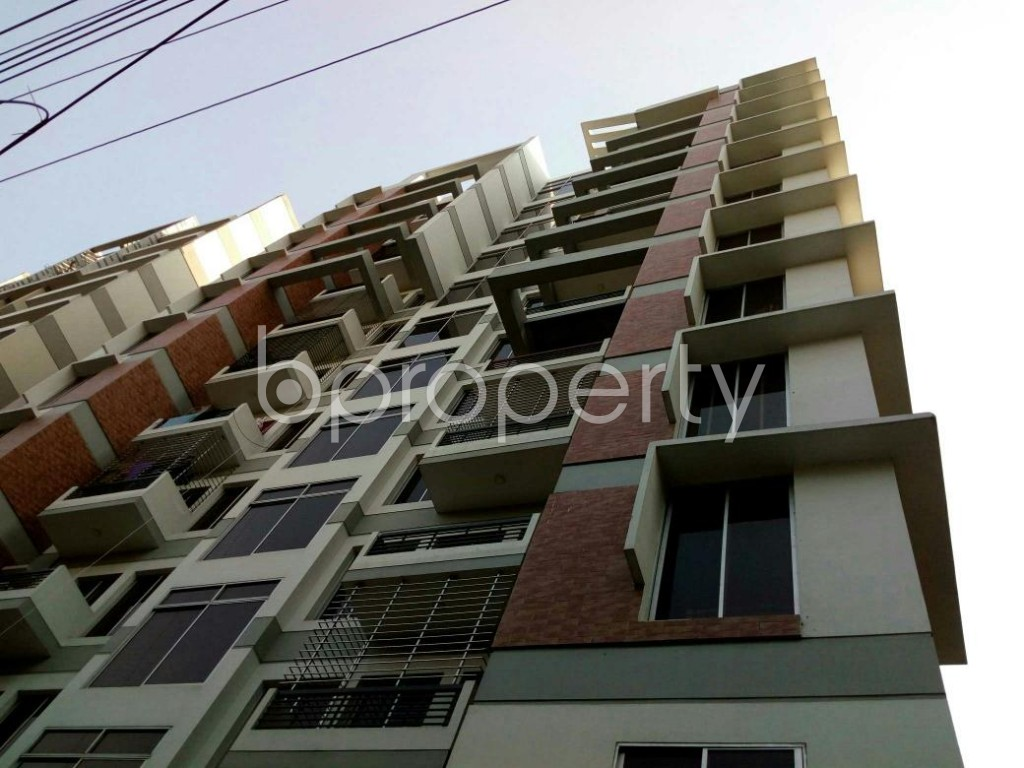 Outside view - 4 Bed Apartment to Rent in Dhanmondi, Dhaka - 1846237