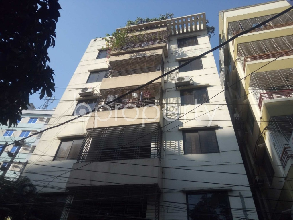Front view - 3 Bed Apartment to Rent in Baridhara, Dhaka - 1846328