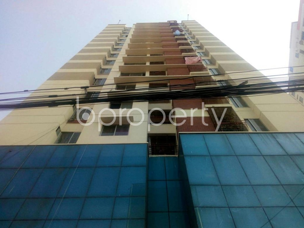 Front view - 2 Bed Apartment for Sale in Badda, Dhaka - 1846350