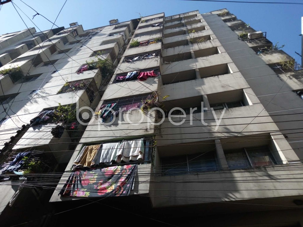 Outside view - 3 Bed Apartment for Sale in Jamal Khan, Chattogram - 1846421