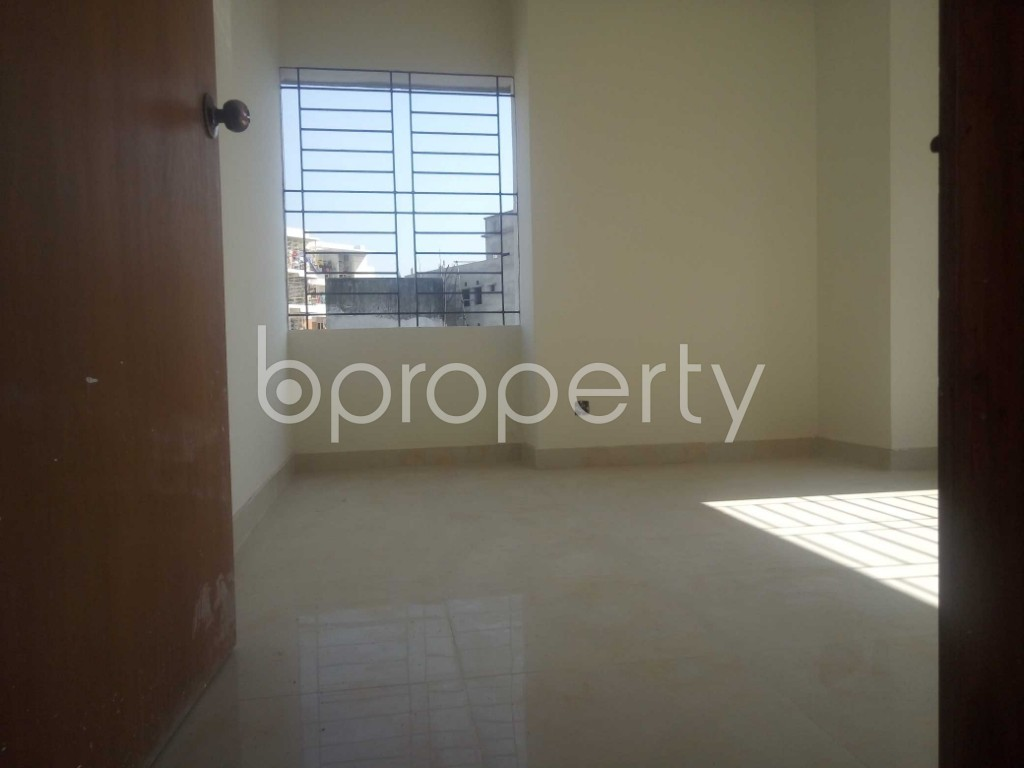Bedroom - 2 Bed Apartment for Sale in Badda, Dhaka - 1846430