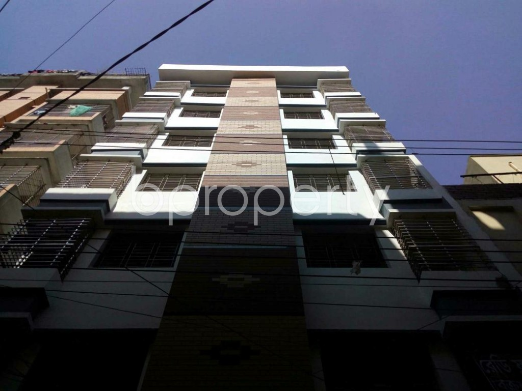 Front view - 2 Bed Apartment for Sale in Mirpur, Dhaka - 1846435
