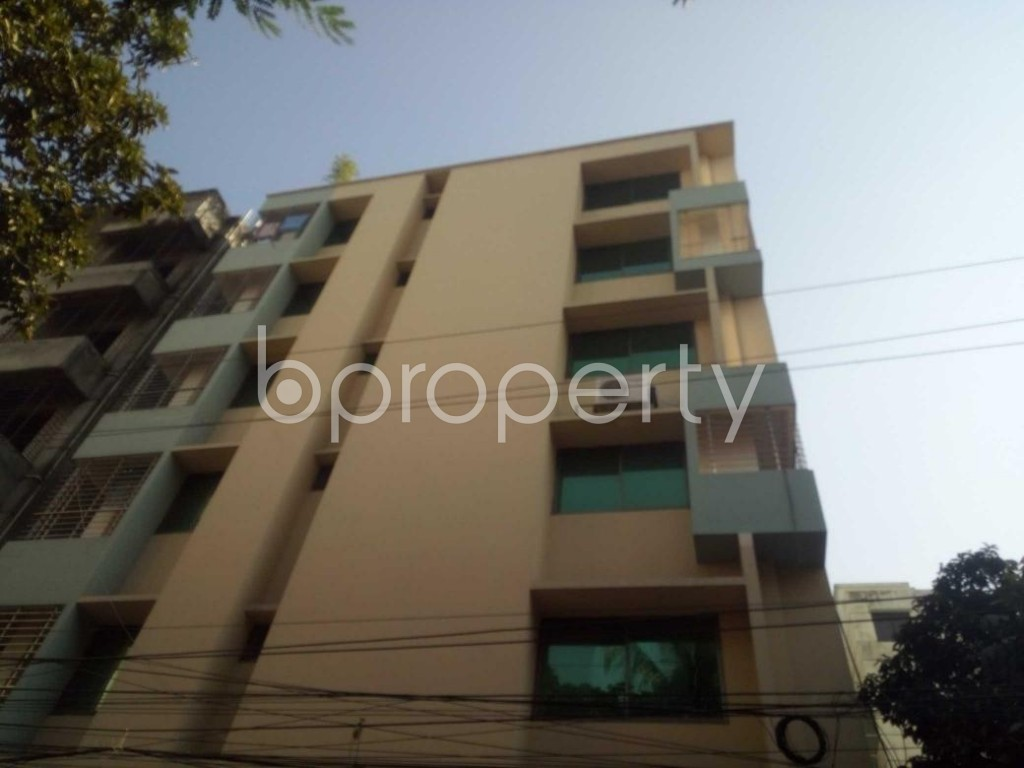 Front view - 2 Bed Apartment to Rent in Baridhara, Dhaka - 1846726