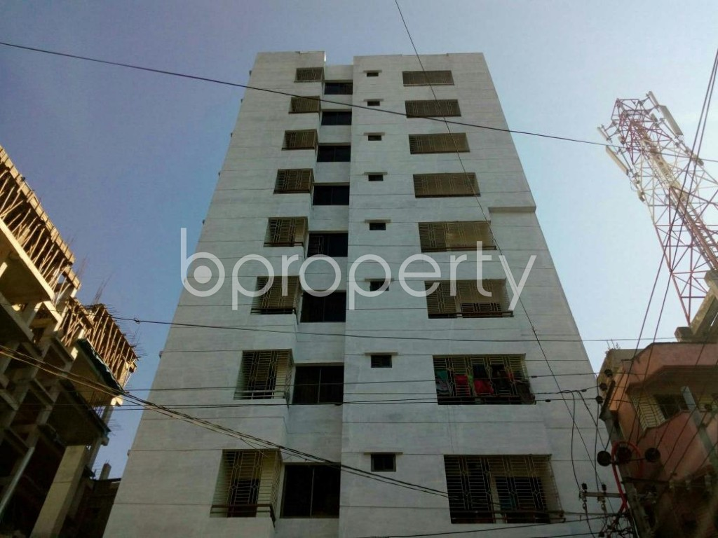 Front view - 3 Bed Apartment for Sale in Thakur Para, Cumilla - 1846797