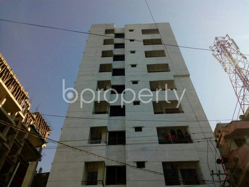 Front view - 3 Bed Apartment for Sale in Thakur Para, Cumilla - 1846798