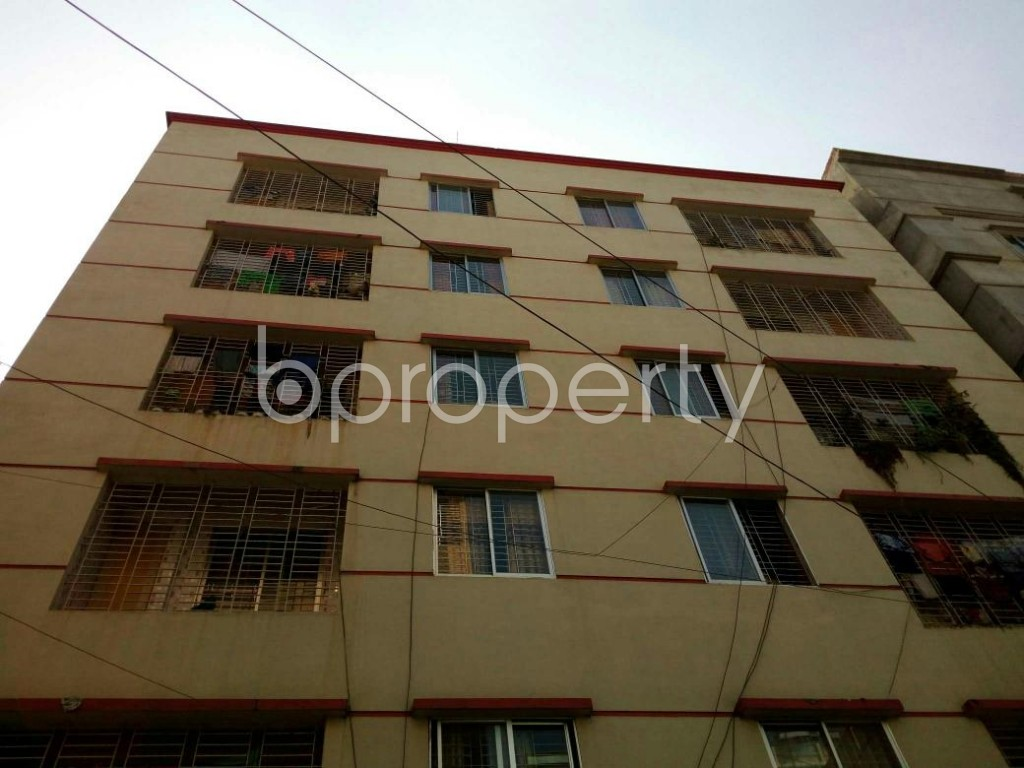Outside view - 4 Bed Apartment for Sale in Mirpur, Dhaka - 1846805