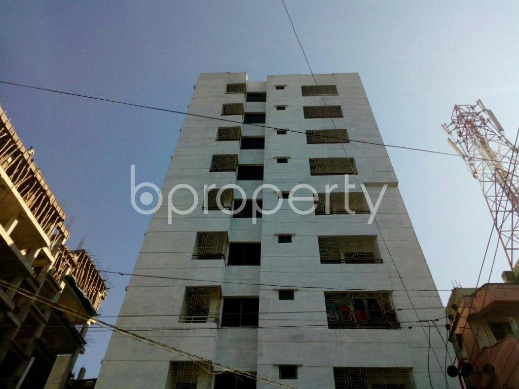 Front view - 3 Bed Apartment for Sale in Thakur Para, Cumilla - 1846799
