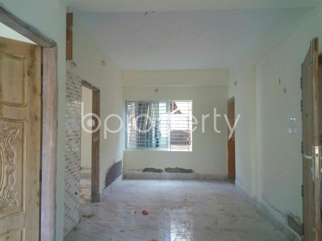 Dining area - 3 Bed Apartment for Sale in Mirpur, Dhaka - 1846866