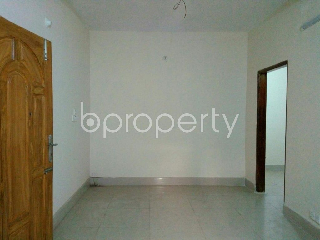 Dining area - 3 Bed Apartment for Sale in Mirpur, Dhaka - 1846943