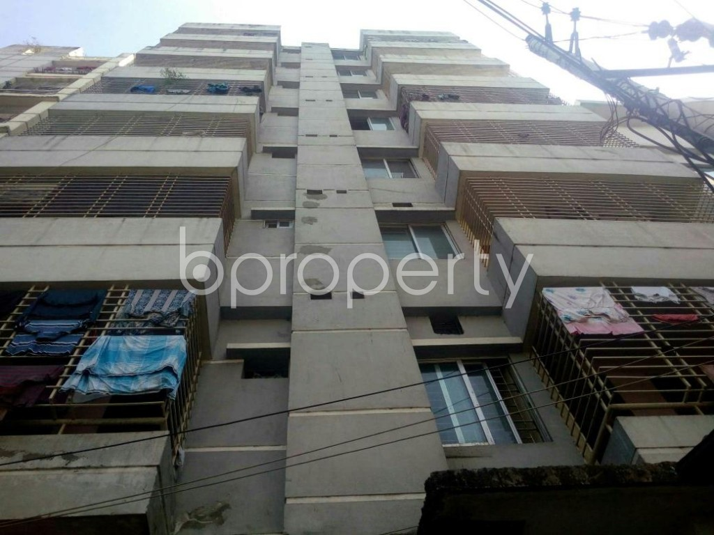 Front view - Shop to Rent in Malibagh, Dhaka - 1847058
