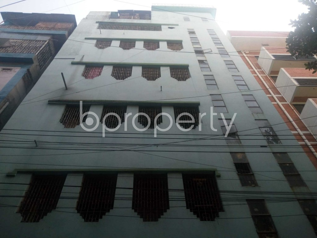 Front view - Shop to Rent in Shyamoli, Dhaka - 1847069