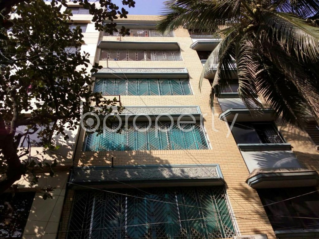 Front view - 2 Bed Apartment to Rent in Lalmatia, Dhaka - 1847108