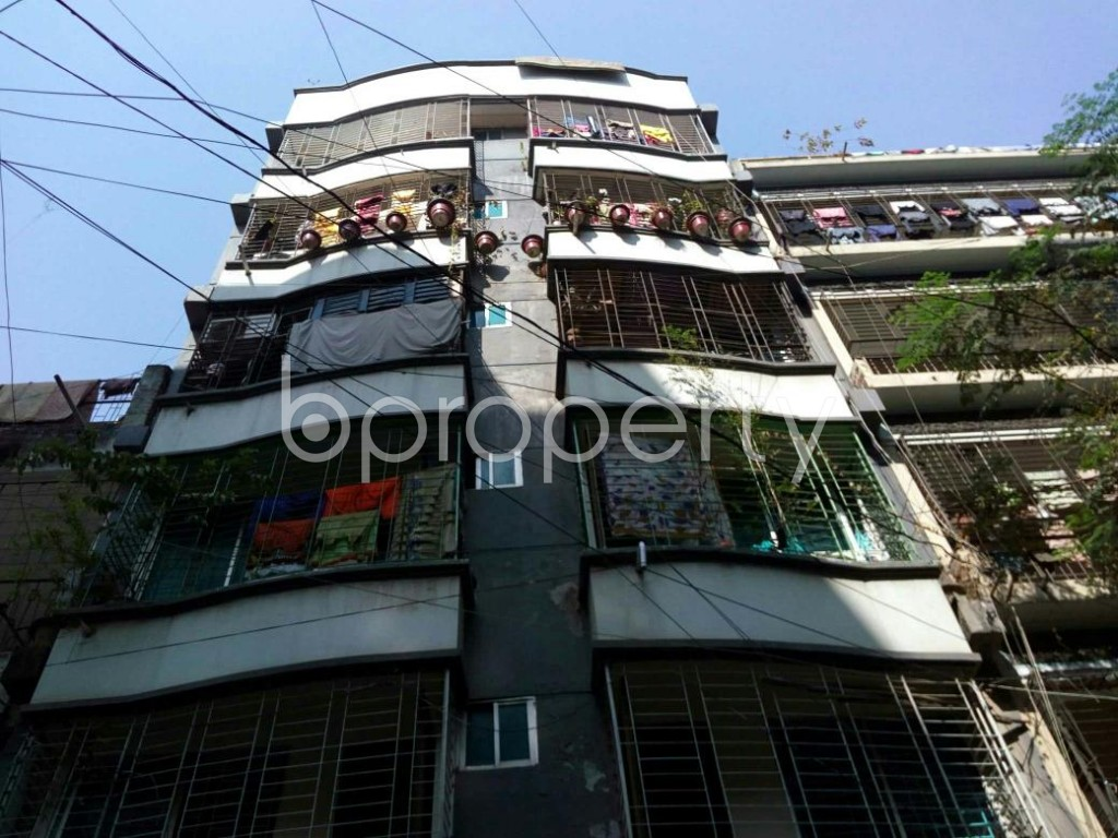 Front view - 2 Bed Apartment to Rent in Lalmatia, Dhaka - 1847110