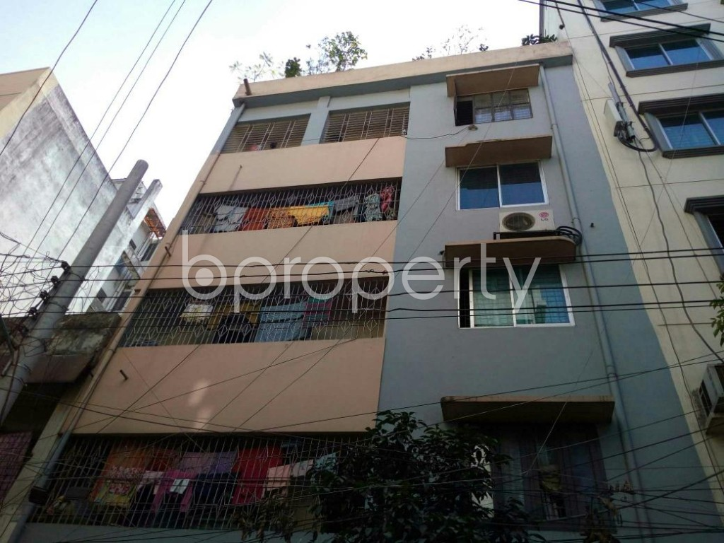 Outside view - 2 Bed Apartment to Rent in Lalmatia, Dhaka - 1847115