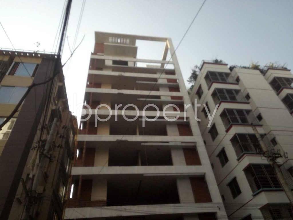 Front view - 3 Bed Apartment to Rent in Baridhara, Dhaka - 1847155