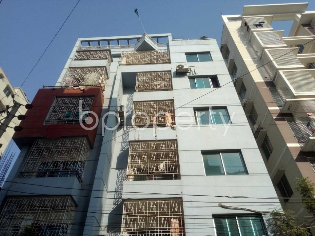 Front view - 4 Bed Apartment to Rent in Baridhara, Dhaka - 1847160