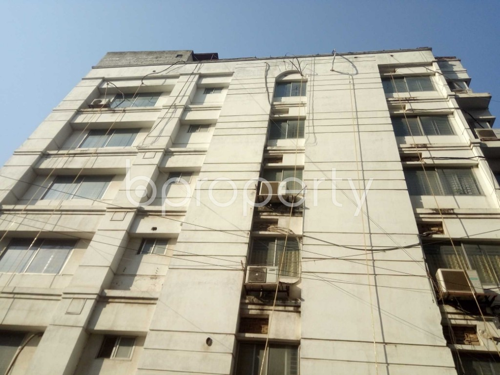 Outside view - Office to Rent in Baridhara, Dhaka - 1847159
