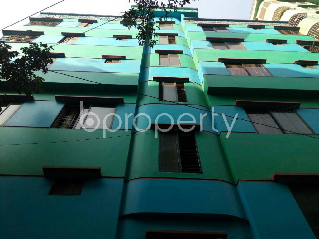Front view - 2 Bed Apartment to Rent in Mohammadpur, Dhaka - 1847163