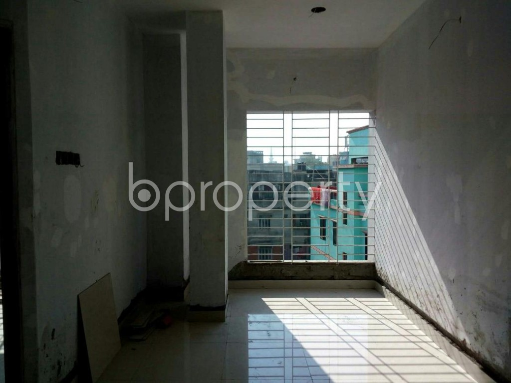 Dining area - 3 Bed Apartment for Sale in Mirpur, Dhaka - 1847181