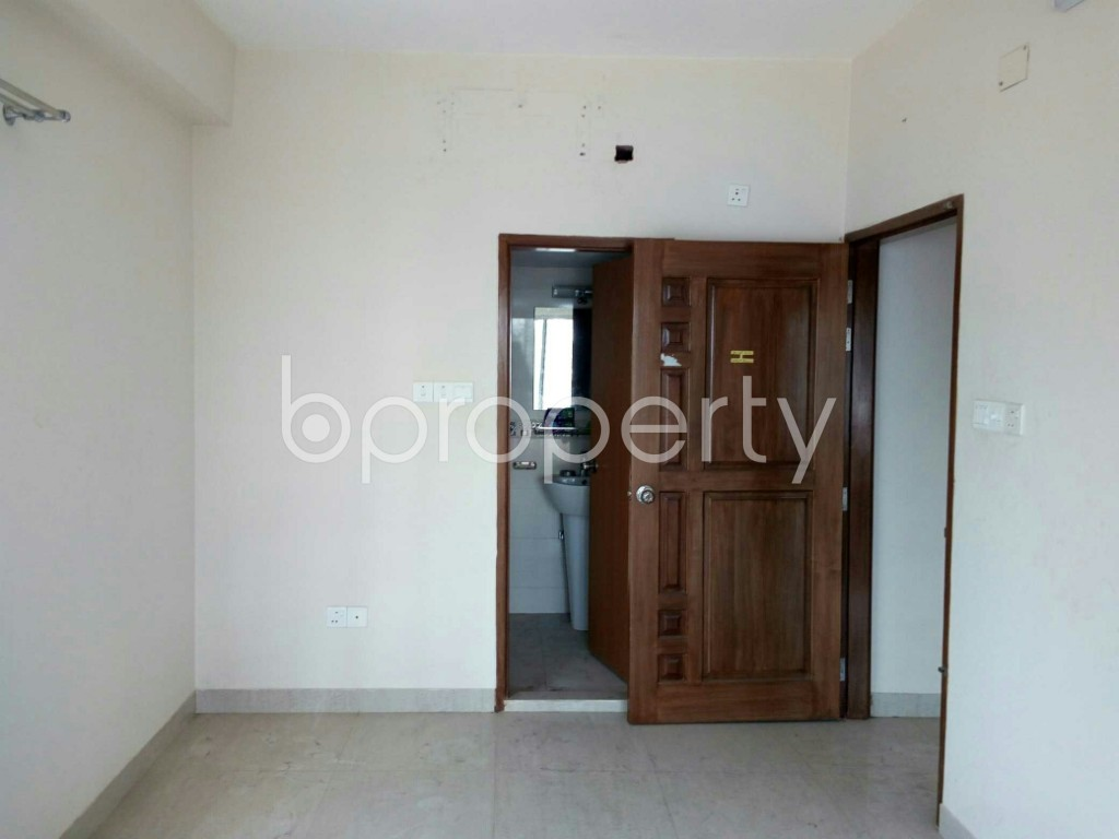 Bedroom - 3 Bed Apartment to Rent in Bashundhara R-A, Dhaka - 1847211