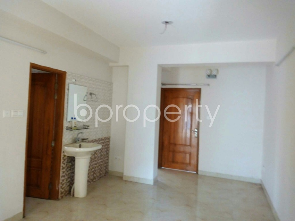 Dining area - 3 Bed Apartment to Rent in Bashundhara R-A, Dhaka - 1847214