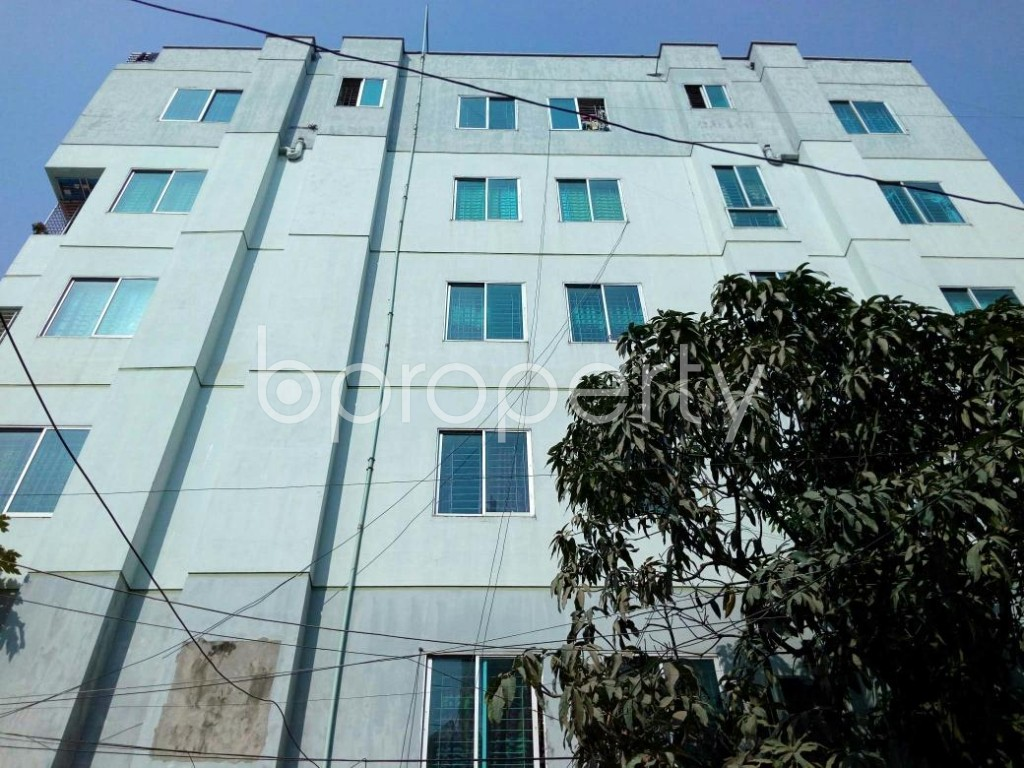 Front view - 3 Bed Apartment to Rent in Mohammadpur, Dhaka - 1847286