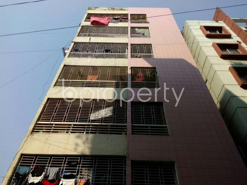 Dining area - 3 Bed Apartment to Rent in Mohammadpur, Dhaka - 1847308