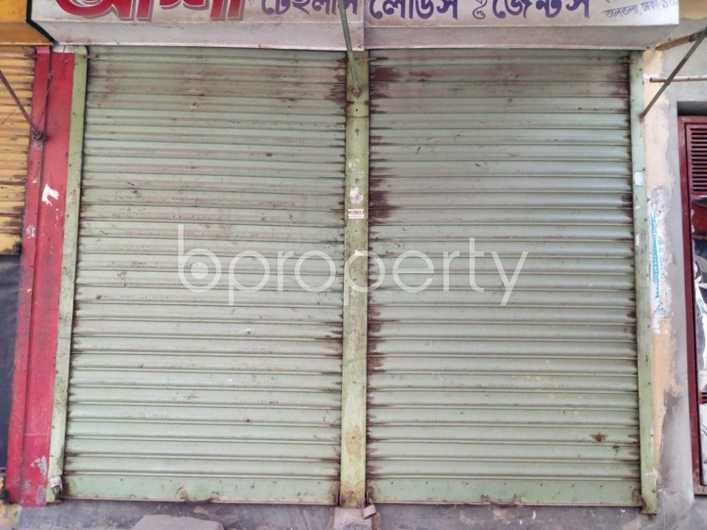 Front view - Shop to Rent in Khilgaon, Dhaka - 1847416