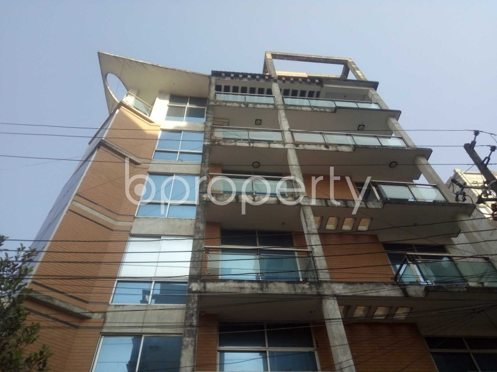 Outside view - 4 Bed Office to Rent in Baridhara, Dhaka - 1847454
