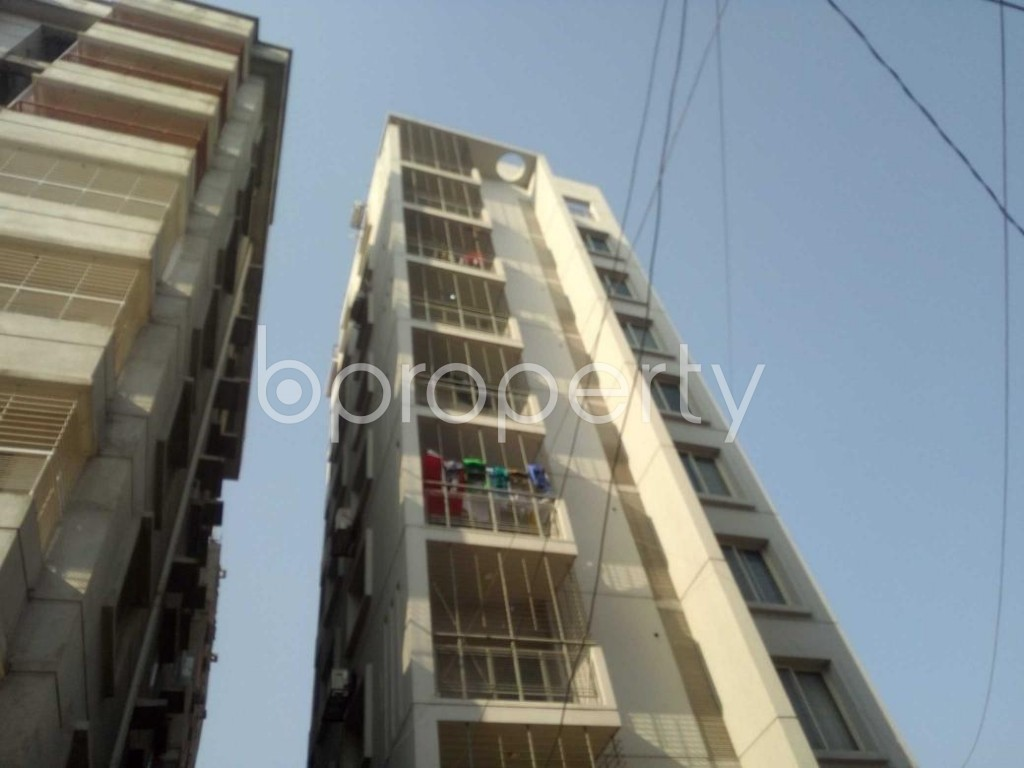 Front view - 3 Bed Apartment to Rent in Baridhara, Dhaka - 1847455