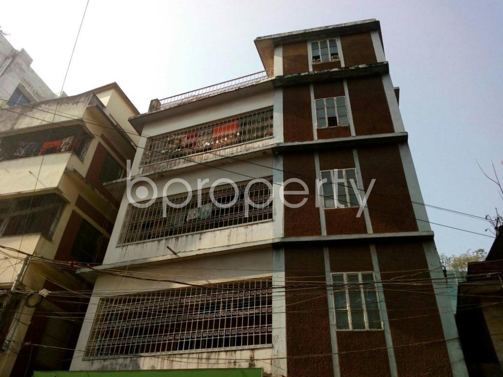 Outside view - 2 Bed Apartment to Rent in Lalmatia, Dhaka - 1847486