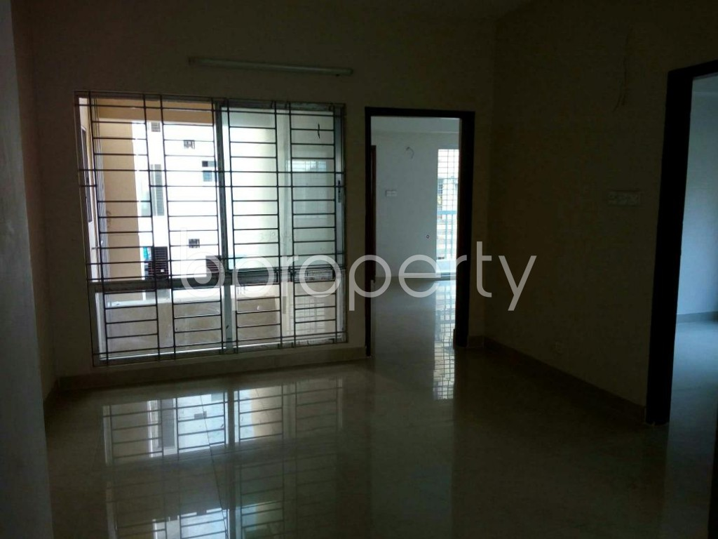 Dining area - 3 Bed Apartment for Sale in Mohammadpur, Dhaka - 1847475