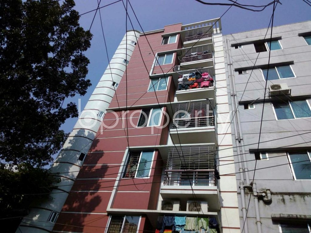Outside view - 2 Bed Apartment to Rent in Lalmatia, Dhaka - 1847492