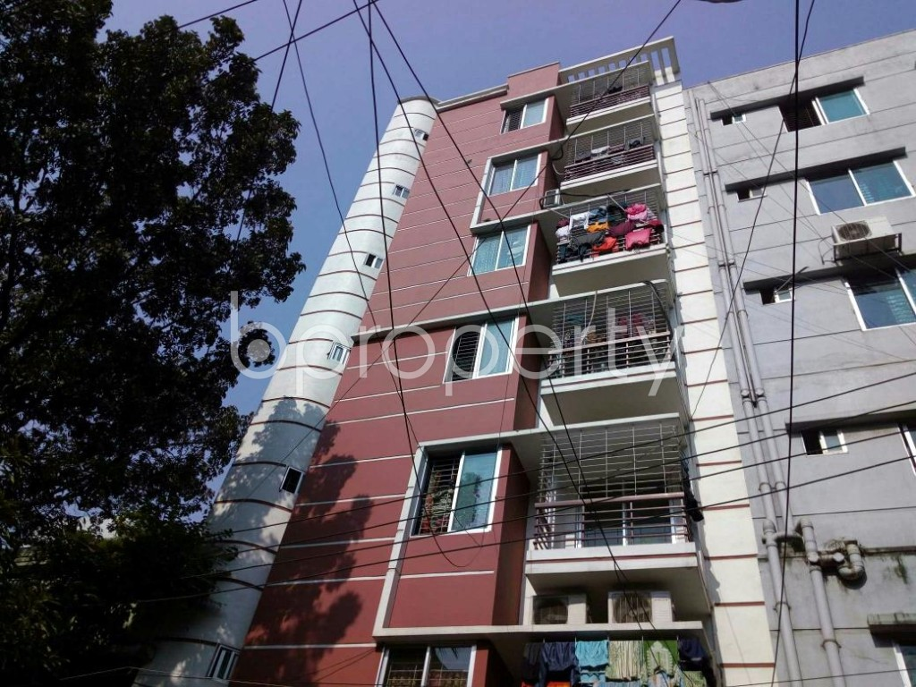 Outside view - 2 Bed Apartment to Rent in Lalmatia, Dhaka - 1847494