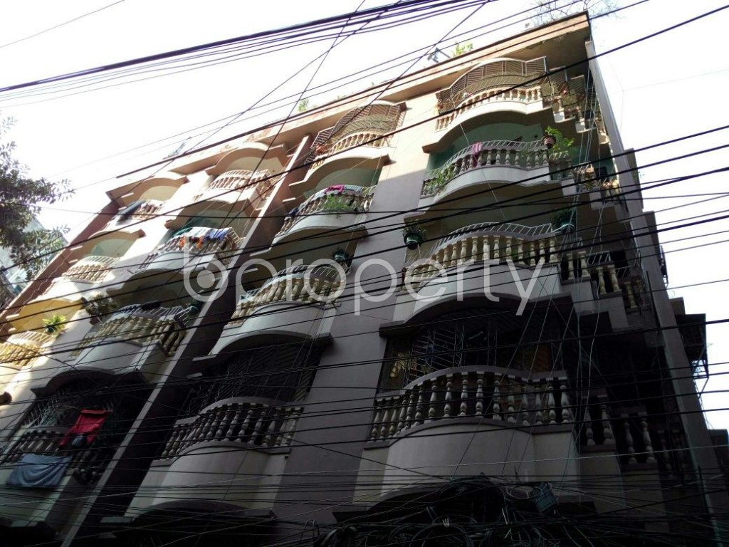 Outside view - 3 Bed Apartment to Rent in Dhanmondi, Dhaka - 1847509