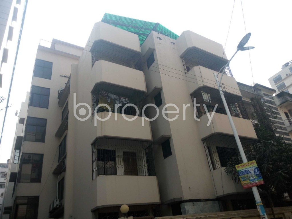 Outside view - Office to Rent in Uttara, Dhaka - 1847562