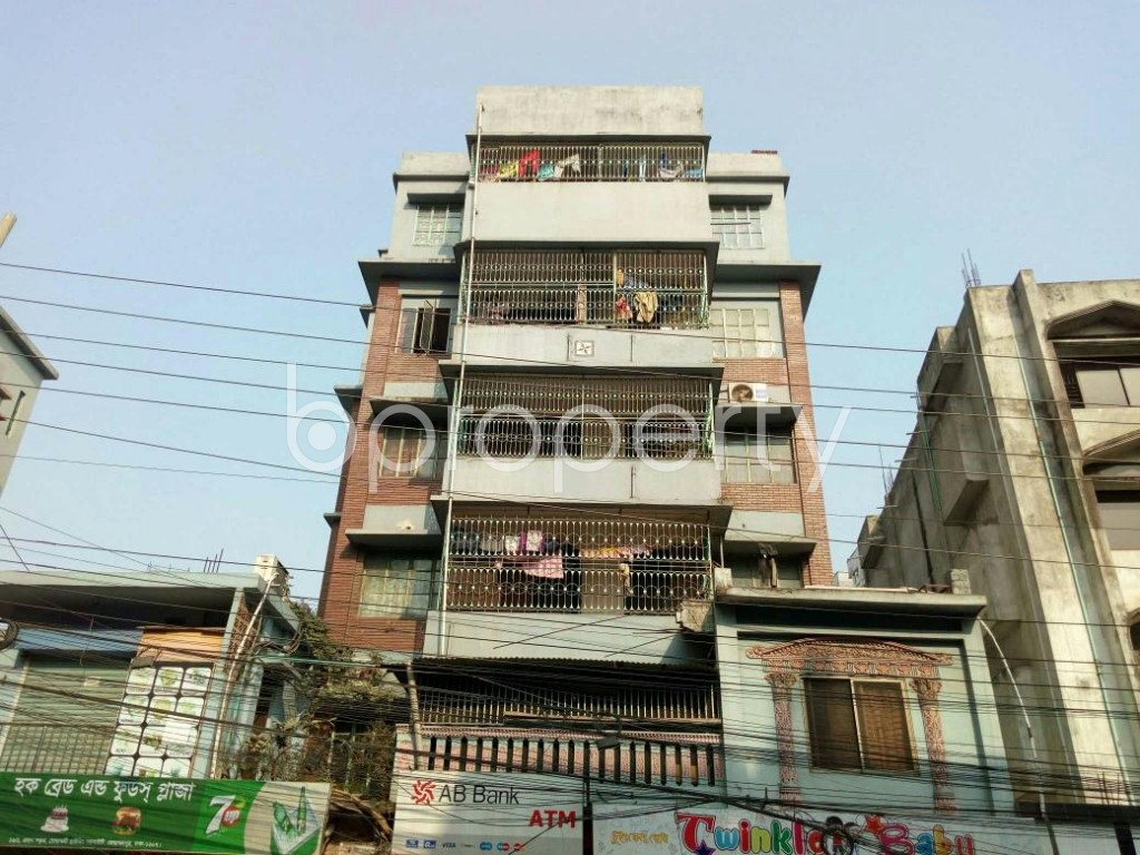 Front view - 2 Bed Apartment to Rent in Mohammadpur, Dhaka - 1847615