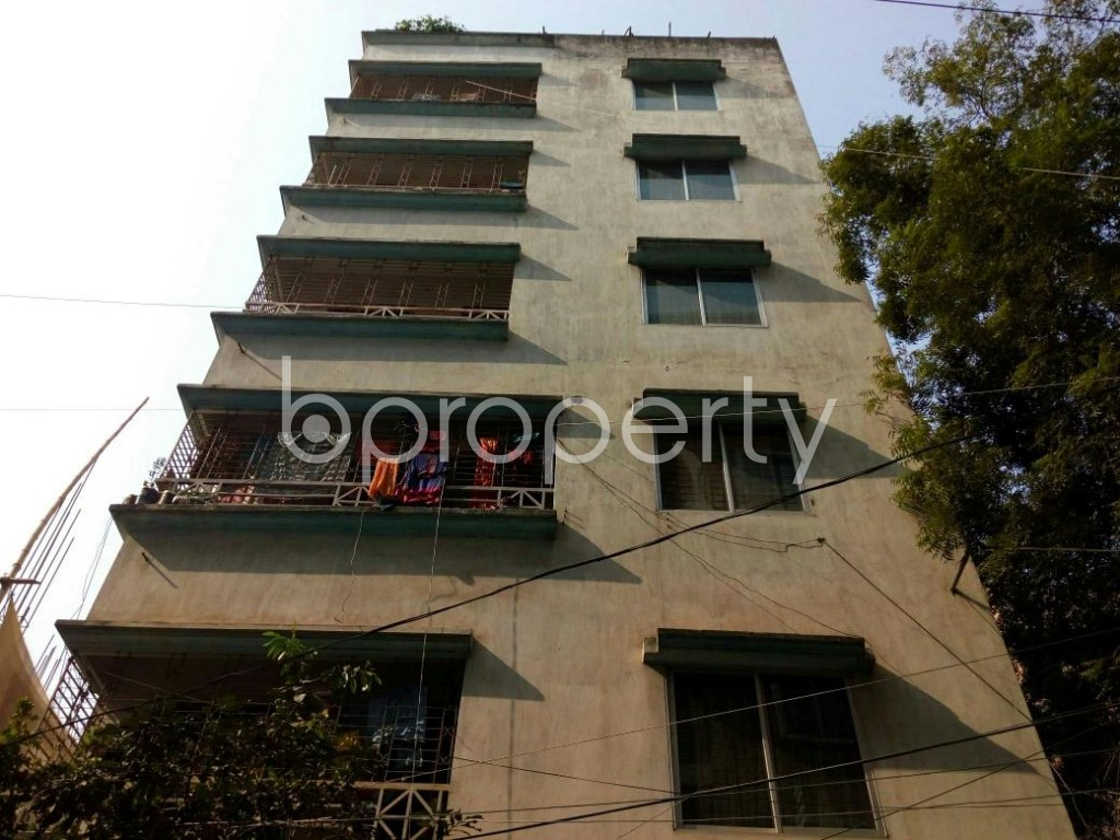 Front view - 2 Bed Apartment to Rent in Mohammadpur, Dhaka - 1847620