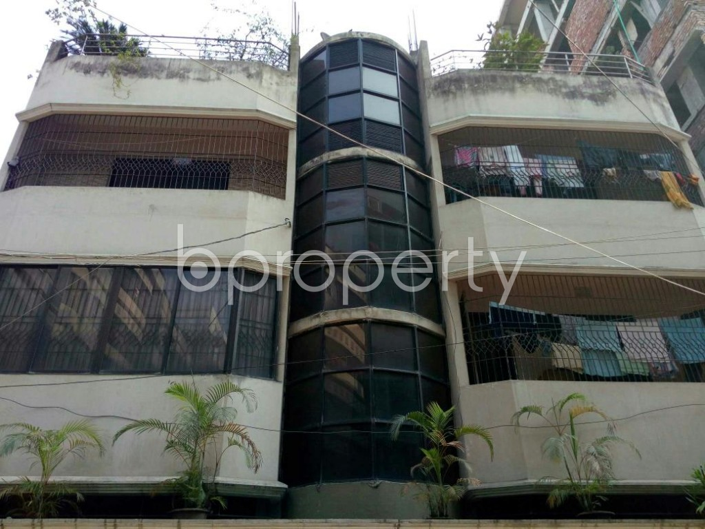 Front view - 2 Bed Apartment to Rent in Mohammadpur, Dhaka - 1847644