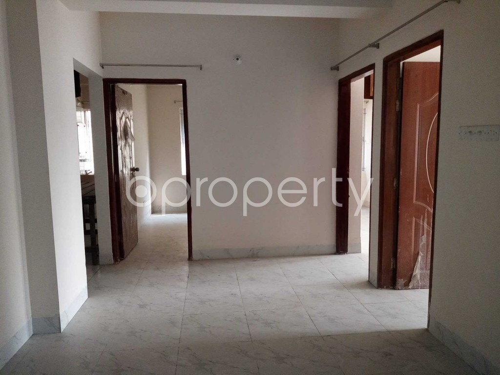 Dining area - 3 Bed Apartment for Sale in Uttara, Dhaka - 1847647
