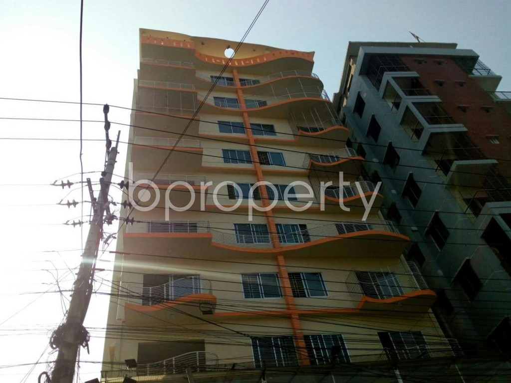 Front view - 3 Bed Apartment for Sale in East Nasirabad, Chattogram - 1847660